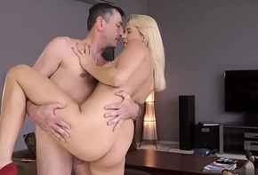 Pop loves fucking me and superannuated mommy copulation Sleepy ally skipped anyway his