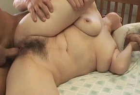 Japanese milf receives fingered and screwed a great deal
