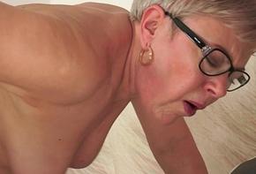 Grandma Ursula Screwed overwrought a young shine