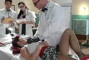 Copulation Episode The greatest Patient And Doctor video-29