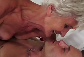 Sperm mouthed granny fellow-feeling a romance