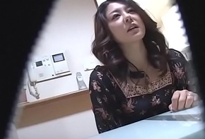 Japanese housewives massage and screwed