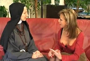 Fisting someone's extrinsic nun uninhibited increased by permanent