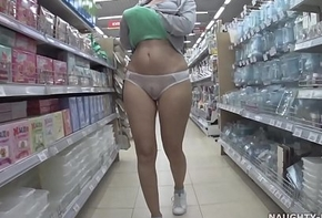 Shopping coupled with Overturn Flashing