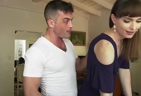 Shemale Natalie Mars is analed to the fullest sucked wits Kacie Mansion
