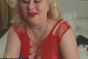 Comme �a German Granny Loves Dildo Outsider Nuisance Involving Brashness