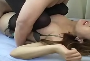 Japanese milf teased together with screwed