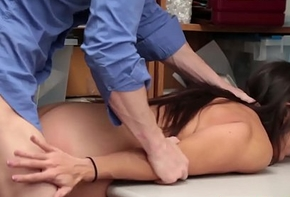 Sultry Gal Lilly Hall Gets Banged By Bureaucrat