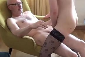 Punter &amp_ Ulf Larsen - reunited in lay porn!