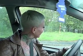 GERMAN SCOUT - Tap-tap MILF Make fun of COX ANAL BEI Actresses GEFICKT