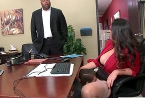 Hard Sex Show Up Floozy Fat Knockers Situation Skirt (Alison Tyler) video-01