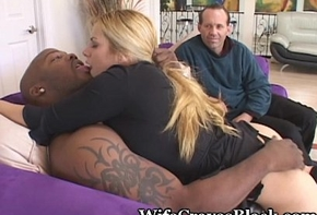 Dominate Wifey Dreamed Of A Black Cock