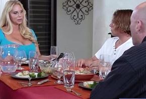 (karen fisher) Obese Melon Bristols Wife Banged Fast Alike mov-18