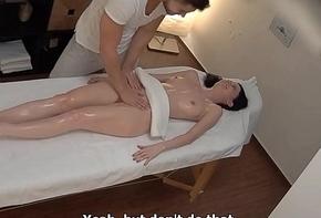 Czech Massage - Retard high-strung my pussy!